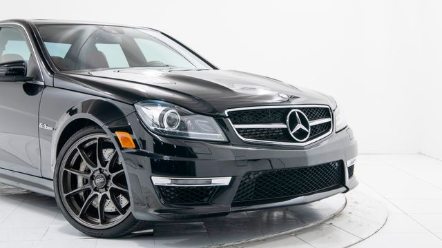 2012 Mercedes-Benz C 63 AMG Tuned with Upgrades in Dallas, TX 75229
