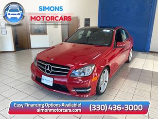 2012 Mercedes-Benz C-CLASS C300 4MATIC in Akron, OH 44320