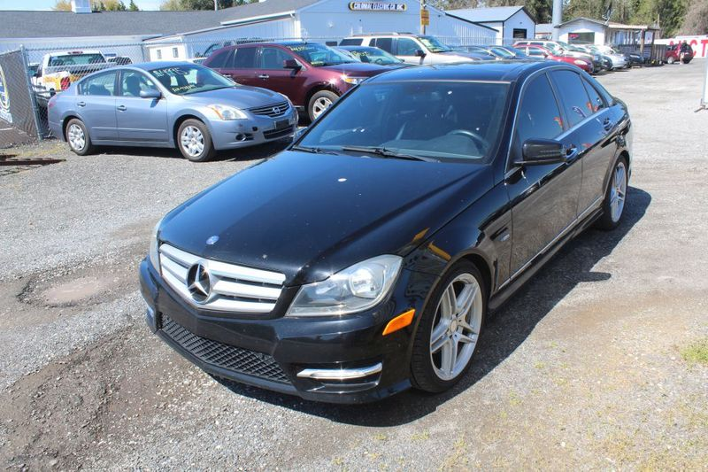 2012 Mercedes-Benz C-CLASS C250  city MD  South County Public Auto Auction  in Harwood, MD