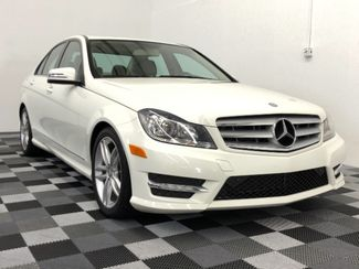 2012 Mercedes-Benz C-Class C300 4MATIC Sport Sedan LINDON, UT 5