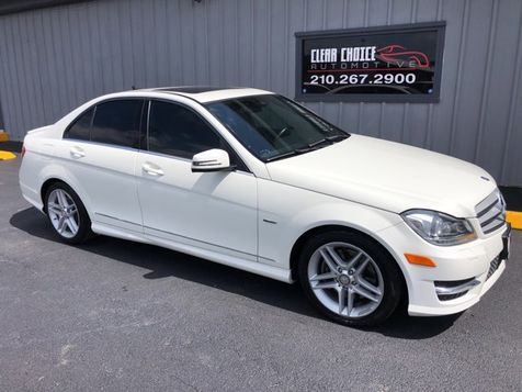 2012 Mercedes-Benz C Class C350 in San Antonio, TX