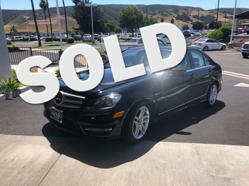 2012 Mercedes-Benz C-Class C 250 | San Luis Obispo, CA | Auto Park Sales & Service in San Luis Obispo CA