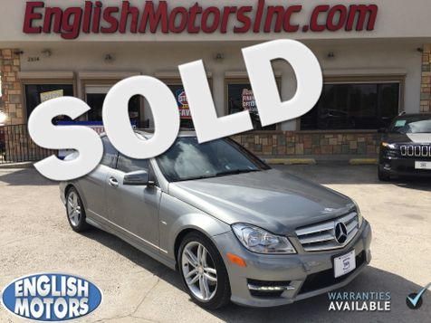 2012 Mercedes-Benz C250 Sport in Brownsville, TX
