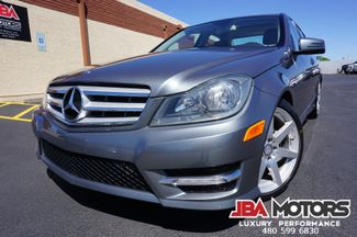 2012 Mercedes-Benz C300 Sport Package C Class 300 4Matic AWD Sedan w/ NAVI | MESA, AZ | JBA MOTORS in Mesa AZ