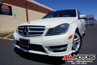 2012 Mercedes-Benz C300 Sport Package C Class 300 4Matic AWD Sedan w/ NAVI | MESA, AZ | JBA MOTORS in Mesa AZ