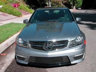 2012 Mercedes-Benz C63 AMG Development Package  city California  Auto Fitness Class Benz  in , California