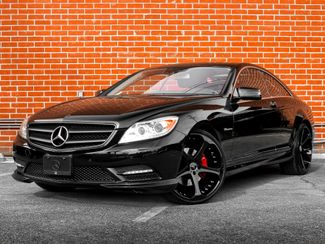 2012 Mercedes-Benz CL 550 Burbank, CA