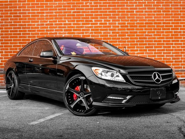2012 Mercedes-Benz CL 550 Burbank, CA 1