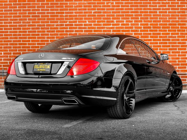 2012 Mercedes-Benz CL 550 Burbank, CA 6