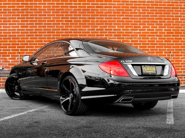 2012 Mercedes-Benz CL 550 Burbank, CA 7