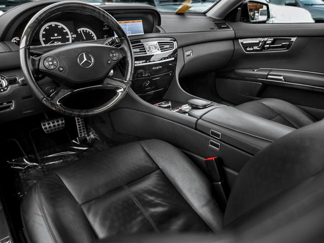 2012 Mercedes-Benz CL 550 Burbank, CA 9