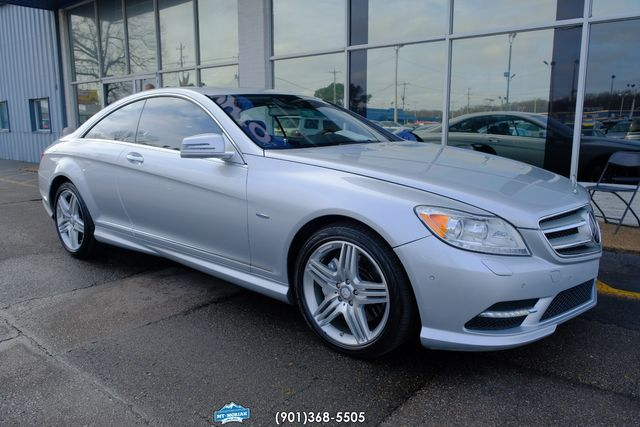 2012 Mercedes-Benz CL 550 CL 550