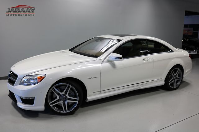 2012 Mercedes-Benz CL 63 AMG Merrillville, Indiana 30