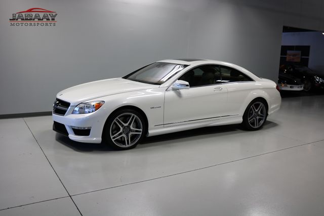 2012 Mercedes-Benz CL 63 AMG Merrillville, Indiana 36