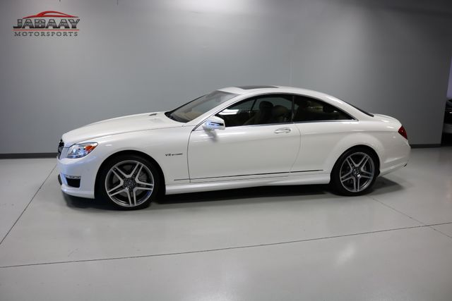 2012 Mercedes-Benz CL 63 AMG Merrillville, Indiana 37