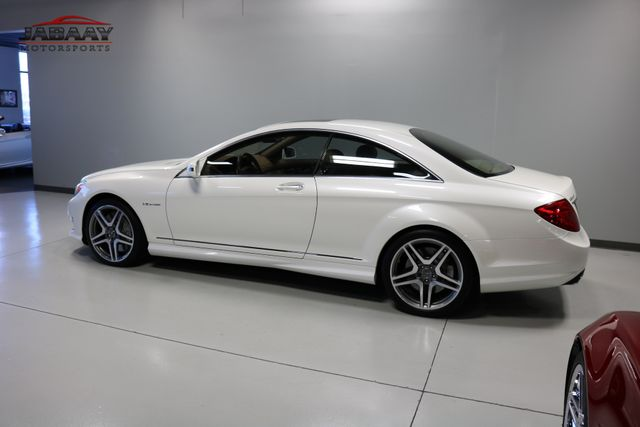 2012 Mercedes-Benz CL 63 AMG Merrillville, Indiana 39