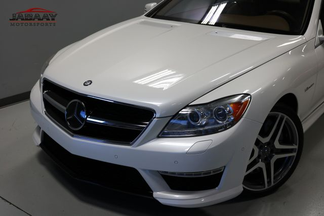 2012 Mercedes-Benz CL 63 AMG Merrillville, Indiana 31