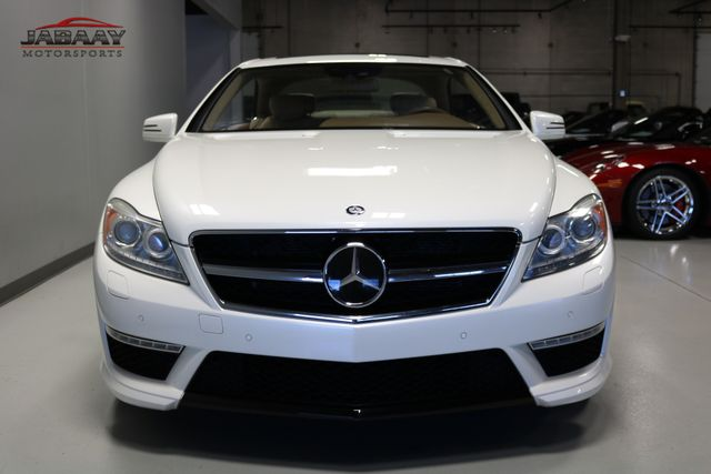 2012 Mercedes-Benz CL 63 AMG Merrillville, Indiana 7