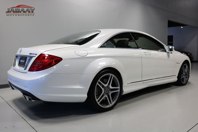 2012 Mercedes-Benz CL 63 AMG Merrillville, Indiana 4