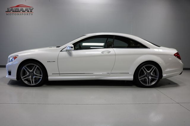 2012 Mercedes-Benz CL 63 AMG Merrillville, Indiana 1