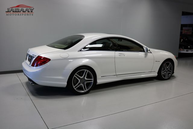 2012 Mercedes-Benz CL 63 AMG Merrillville, Indiana 42