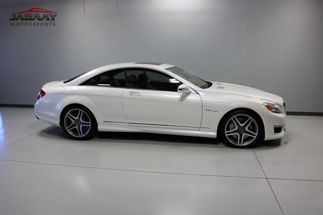 2012 Mercedes-Benz CL 63 AMG Merrillville, Indiana 44