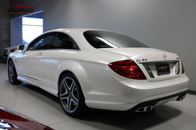 2012 Mercedes-Benz CL 63 AMG Merrillville, Indiana 2