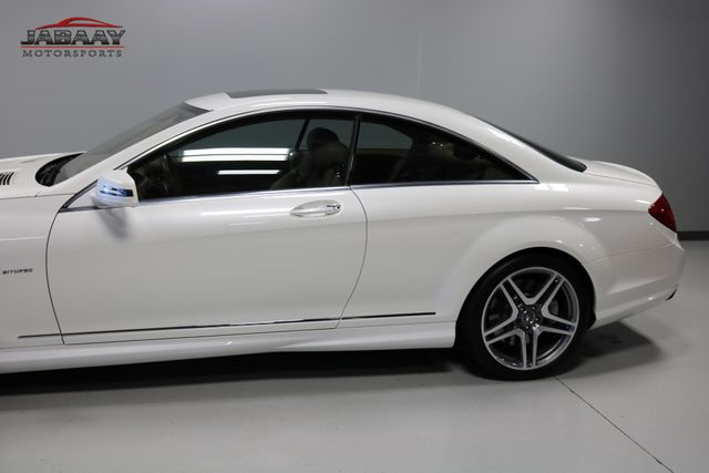 2012 Mercedes-Benz CL 63 AMG Merrillville, Indiana 35