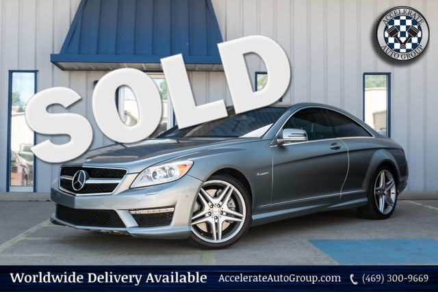 2012 Mercedes-Benz CL 63 AMG in Rowlett