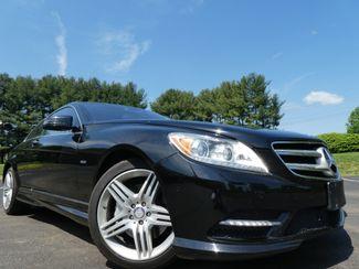2012 Mercedes-Benz CL550 4MATIC Leesburg, Virginia