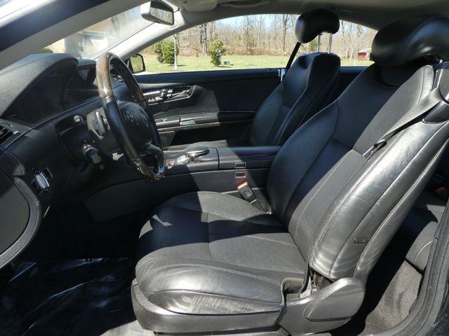 2012 Mercedes-Benz CL550 4MATIC Leesburg, Virginia 16