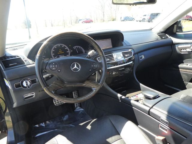 2012 Mercedes-Benz CL550 4MATIC Leesburg, Virginia 19