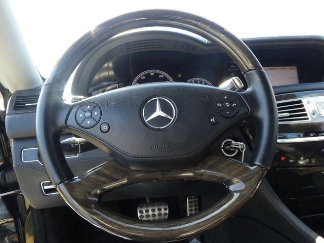 2012 Mercedes-Benz CL550 4MATIC Leesburg, Virginia 20