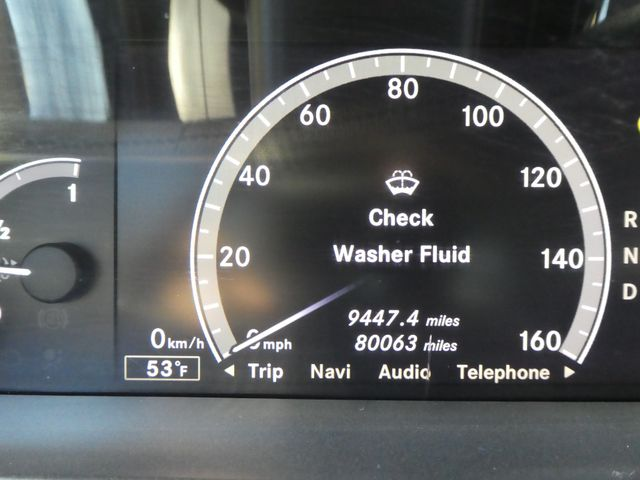2012 Mercedes-Benz CL550 4MATIC Leesburg, Virginia 23