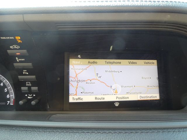 2012 Mercedes-Benz CL550 4MATIC Leesburg, Virginia 26