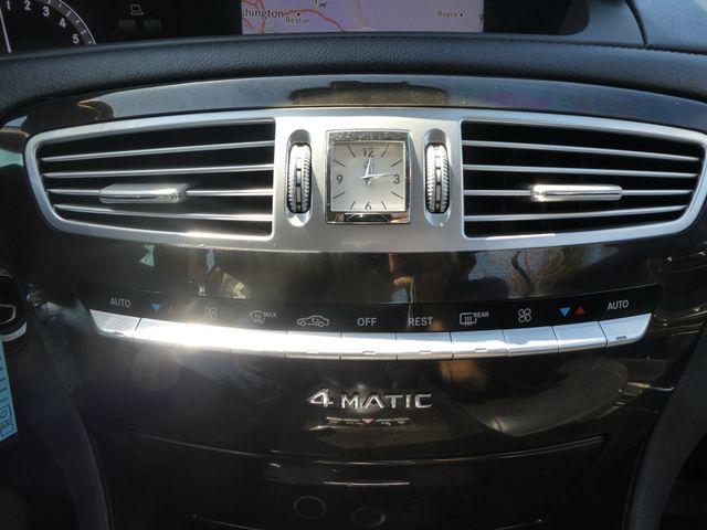 2012 Mercedes-Benz CL550 4MATIC Leesburg, Virginia 27