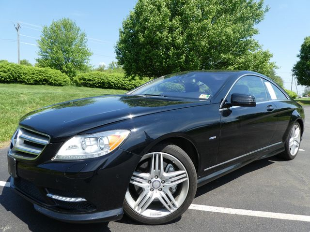 2012 Mercedes-Benz CL550 4MATIC in Leesburg Virginia, 20175