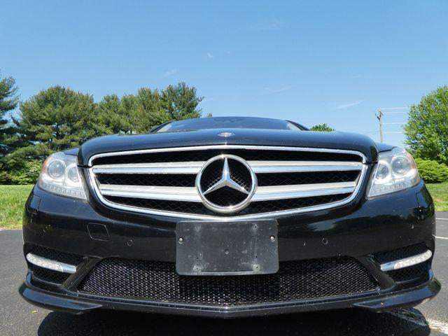 2012 Mercedes-Benz CL550 4MATIC Leesburg, Virginia 7