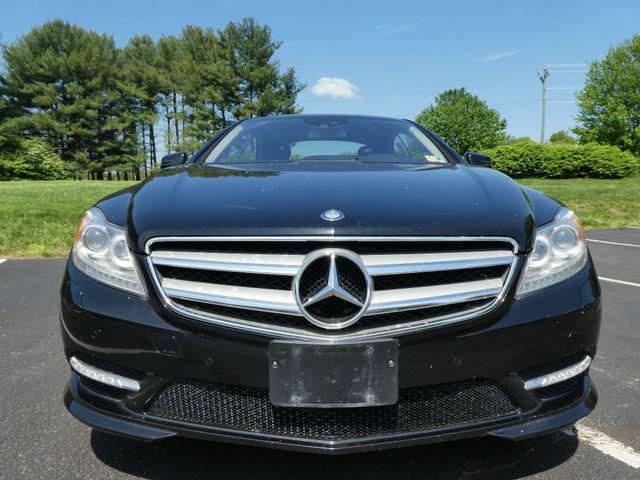 2012 Mercedes-Benz CL550 4MATIC Leesburg, Virginia 1