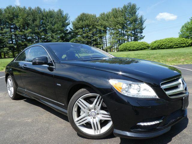 2012 Mercedes-Benz CL550 4MATIC Leesburg, Virginia 6