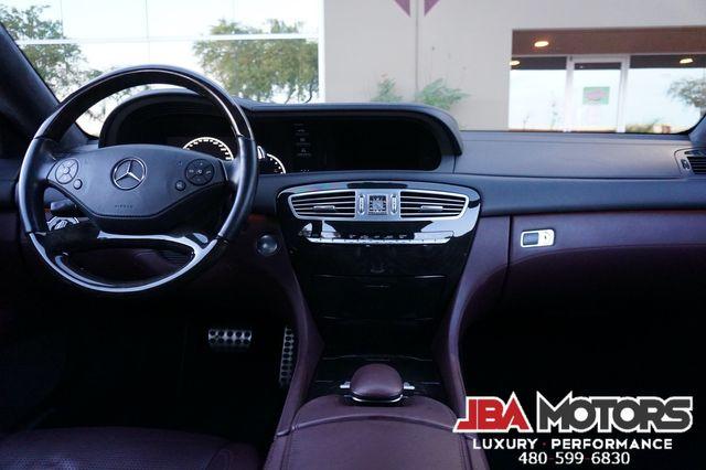 2012 Mercedes-Benz CL63 AMG Coupe CL Class 63 ~ 43k LOW MILES ~ $168k MSRP in Mesa, AZ 85202