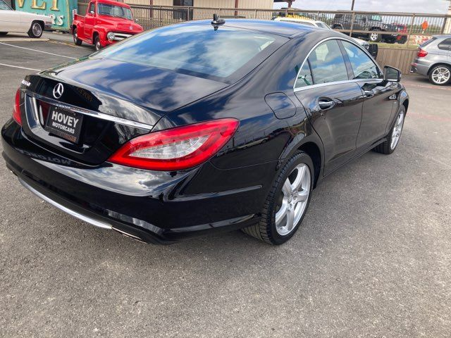 2012 Mercedes-Benz CLS 550 in Boerne, Texas 78006