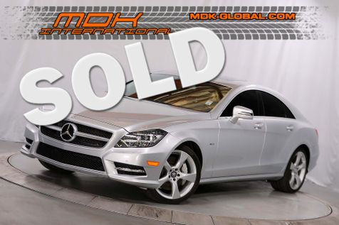 2012 Mercedes-Benz CLS 550 - Premium I pkg - LED - Keyless GO in Los Angeles