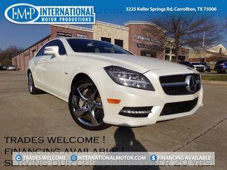 2012 Mercedes-Benz CLS 550 CLS 550 in Carrollton, TX 75006
