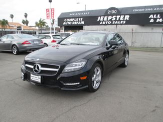 2012 Mercedes-Benz CLS 550 Sport Sedan in Costa Mesa California, 92627