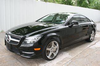 2012 Mercedes-Benz CLS 550 Houston, Texas