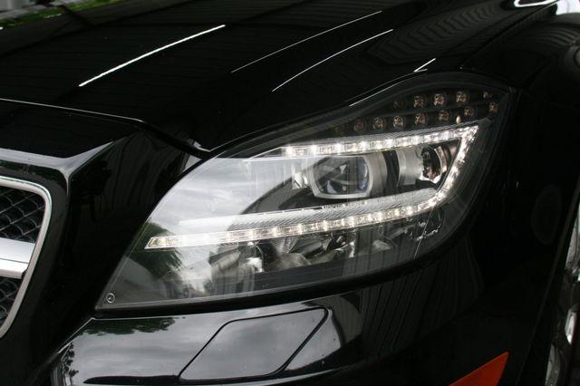 2012 Mercedes-Benz CLS 550 Houston, Texas 10