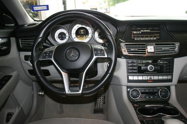 2012 Mercedes-Benz CLS 550 Houston, Texas 11