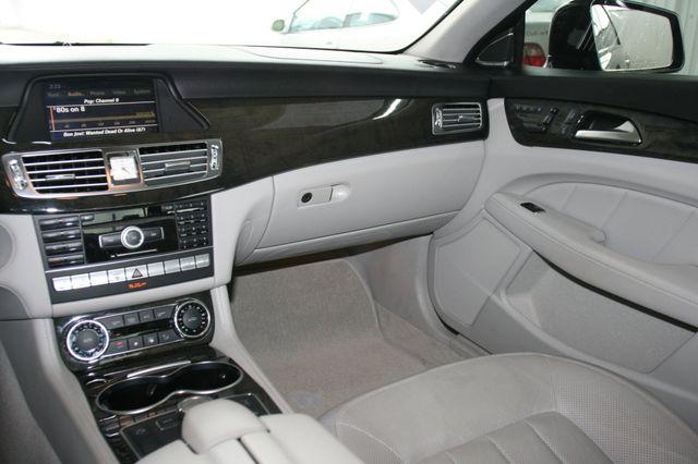 2012 Mercedes-Benz CLS 550 Houston, Texas 12