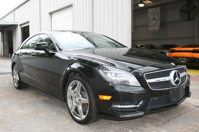 2012 Mercedes-Benz CLS 550 Houston, Texas 5